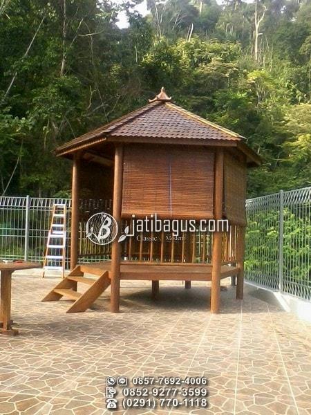 Gazebo Pemasangan Ke Jakarta