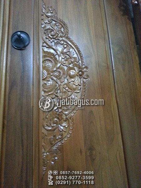 Pintu Ukir Gebyok Ukuran 275x180