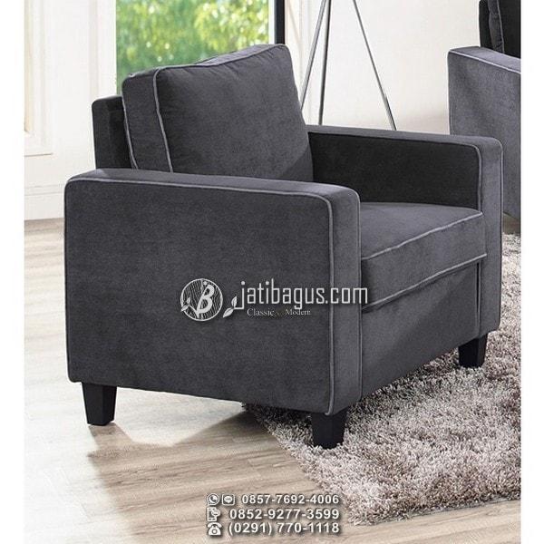 Kursi Sofa Minimalis Tunggal