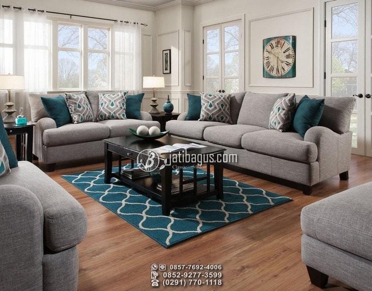 Jual Kursi Tamu Minimalis Sofa
