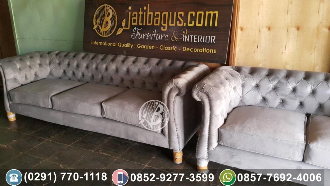 Jual Kursi Tamu Sofa Minimalis Lahat
