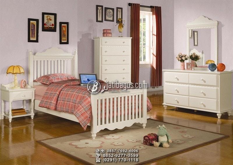 Tempat Tidur Minimalis Anak