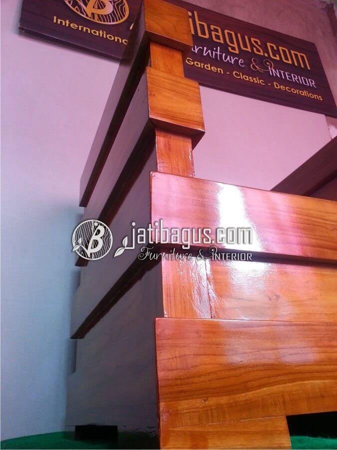 Kursi Tamu Sofa Minimalis Jati ke Surabaya