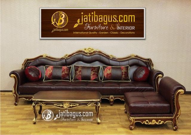 jual kursi tamu sofa ukir jati murah