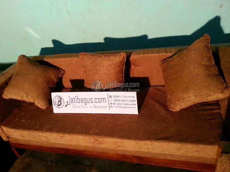 Jual Set Kursi Tamu Minimalis Klasik Kayu Jati Murah