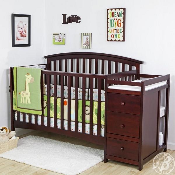 Jual Box Tempat Tidur Bayi Minimalis Kayu Jati Mahoni Murah