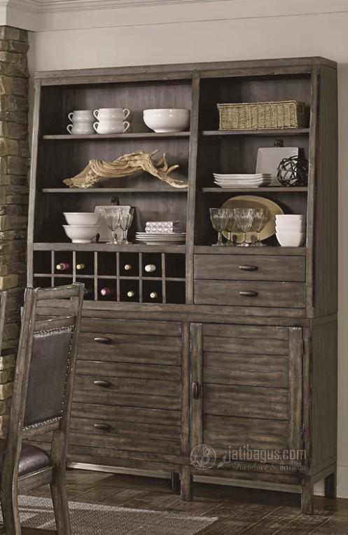Jual almari dapur minimalis modern Murah