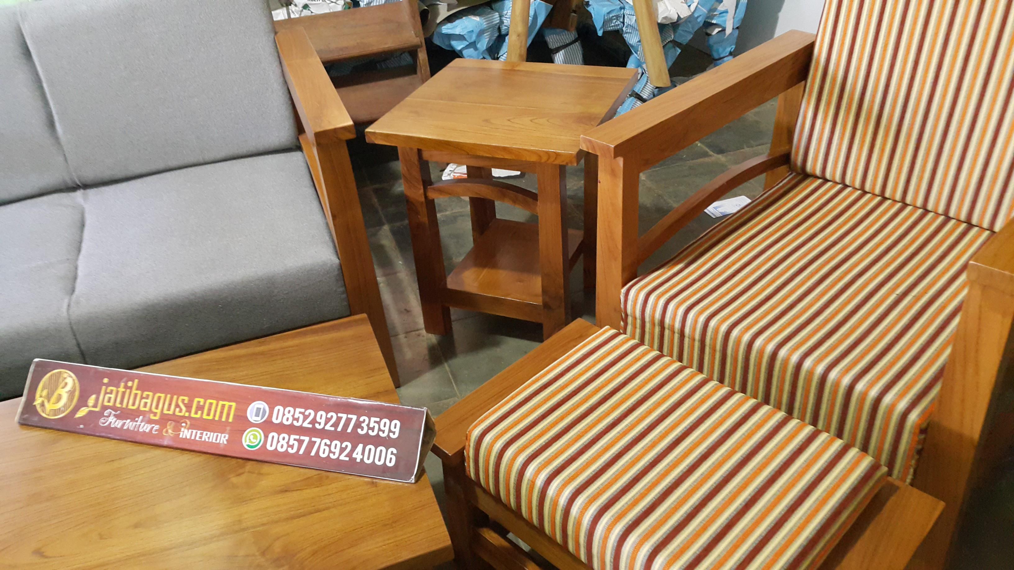 Jual set kursi tamu minimalis meja banyak Murah