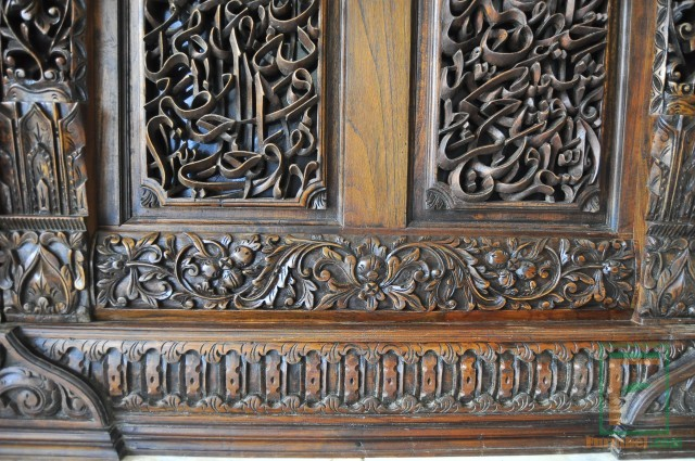 Jual Pintu Ukir Klasik Mewah Murah